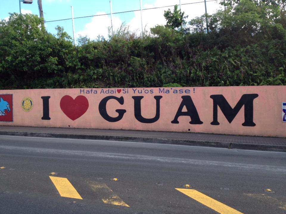 グアムの写真